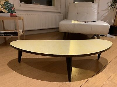 Flower Plant Stand Mid Century  Table