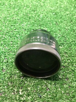 Vintage Simpson Optical 2-1/2 Inch f/1.8 16mm Coated Projector Lens