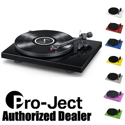 Pro-Ject Debut Carbon DC Turntable with Ortofon 2M Red Record Player Cartridge