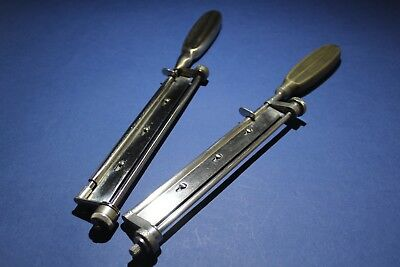 Watsons Skin Graft Knife Handle Dermatome Surgical Instruments Set Of 2