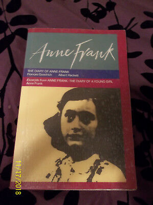 Anne Frank The Diary of Anne Frank Exerpts from Anne frank The diary of a young