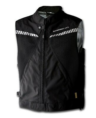 Motoairbag 2.0P - Airbag gilet inc rear system  and pre prepared for front.