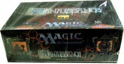 Renaissance Booster Box (GERMAN) FACTORY SEALED BRAND NEW MAGIC MTG ABUGames