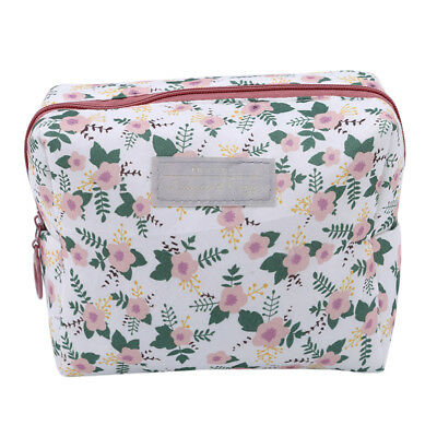 Portable Makeup Zipper Bags Storage Travel Pouch Cosmetic Toiletry Bag G