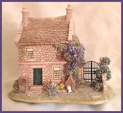 Lilliput Lane Sore Paws English Collection Northern Retired 2000