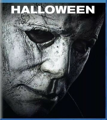Halloween (2018) Blu-ray Only, Please read