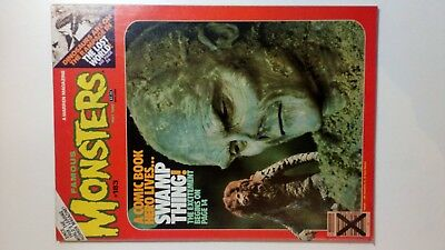Famous Monsters Of Filmland #183