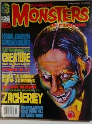 Famous Monsters Of Filmland #228