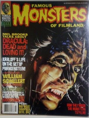 Famous Monsters Of Filmland #211