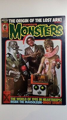 Famous Monsters Of Filmland #181