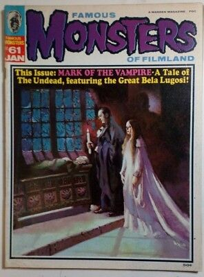 Famous Monsters Of Filmland #61