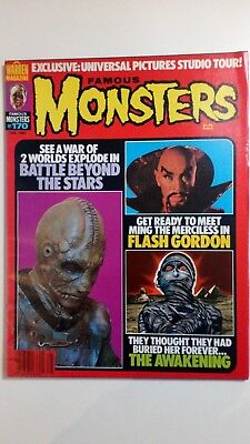 Famous Monsters Of Filmland #170
