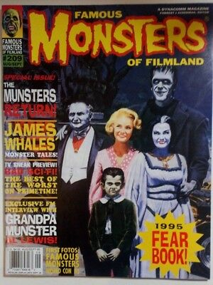 Famous Monsters Of Filmland #209