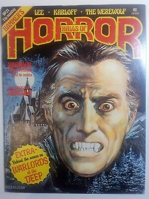House Of Hammer / Halls Of Horror #21