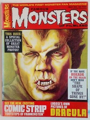 Famous Monsters Of Filmland #49