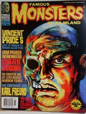 Famous Monsters Of Filmland #232 - 3