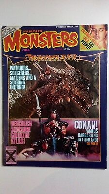 Famous Monsters Of Filmland #184