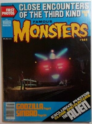 Famous Monsters Of Filmland #141
