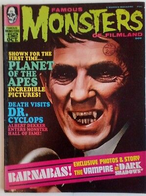 Famous Monsters Of Filmland #52