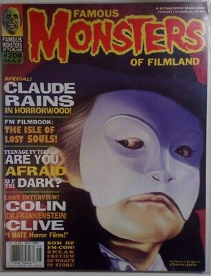 Famous Monsters Of Filmland #208