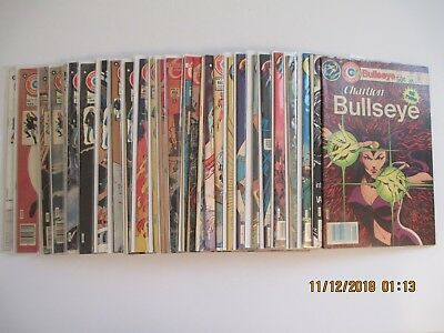 Lot Of (28) Charlton Comic Books: Yang, Doomsday +1 And More