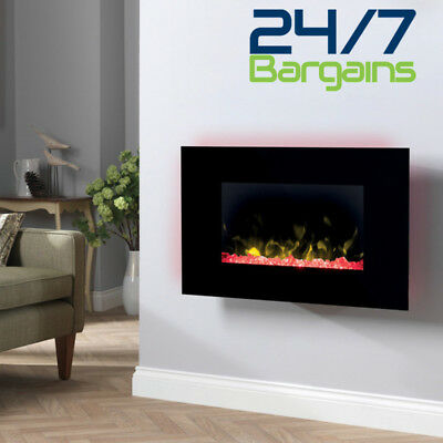 Dimplex Toluca Wall Mounted Electric Fire