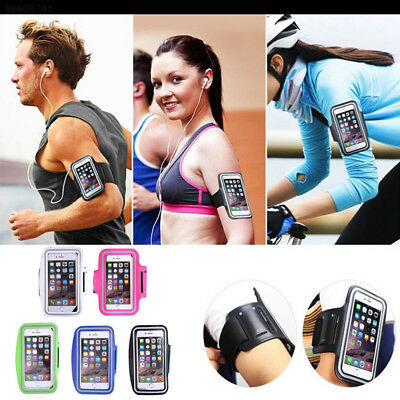 501B Sports Gym Running Holder Case Armband Accessories Pouch Jogging Portable