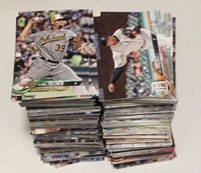 2018 Topps Update Baseball Complete Your Set Pick 25 Cards From List U-Pick Lot