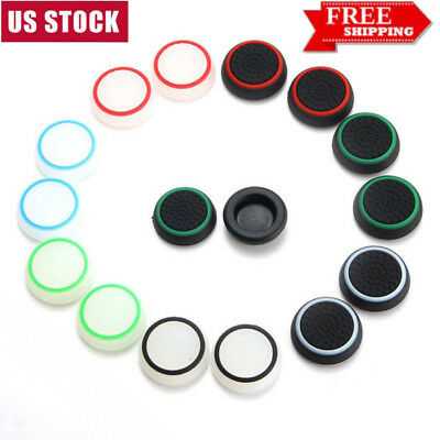 Controller Thumb Stick Grip Thumbstick Cap Cover For PS2 PS 3 PS 4 XBOX 360 USA