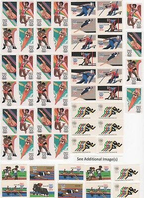 35 Cent Postage Combo Stamps Enough to Mail 45 Postcards - Face Value $15.75
