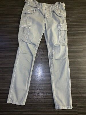 03c8236be6 AMERICAN EAGLE CARGO Pants Mens Size 36 x 30.5 Drawstrings At The ...