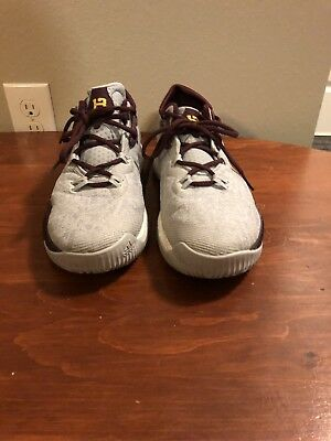 a6683be58a31 adidas crazylight boost 2016 - Size 10.5 - Arizona State - James Harden
