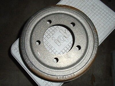 Postal Mail Jeep, Dj5 , Cj,  Brake Drum 10""