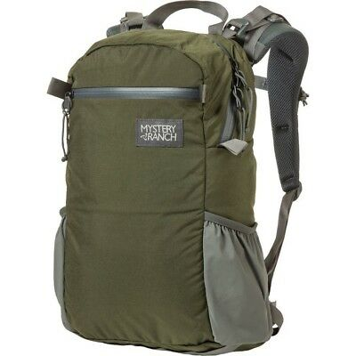 Brand New! Mystery Ranch Street Fighter Backpack In Drab Green