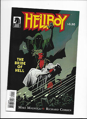 Hellboy: The Bride Of Hell #1 (One-Shot) {Dec 2009 Dark Horse}1St Print! Vf/nm!