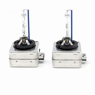 2x D1S 6000K HID XENON PAIR 2 x Two REPLACEMENT Light Nuovo DS1 New BULB Lamp