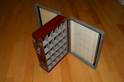 Very Cool Little Double Sided Case for 35mm Negs and Slides - BARGAIN
