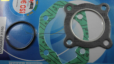 Cylinder Head Gasket Base Gasket Zündapp KS80 Sport Wc - Top Set - Gasket Set
