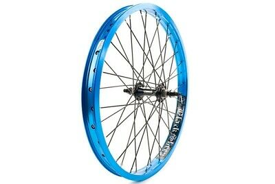 """Mission Echo 20"""" Front BMX  Wheel - 36H  Navy Front Wheel only"""