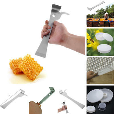Stainless Steel Bee Hive Claw Scraper Beekeeping Tool for Beekeeper Apiarist