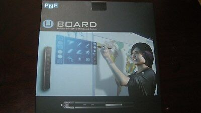 "NEW PNF UBOARD  ""Luidia Interactive Whiteboarding eBeam Edge"""