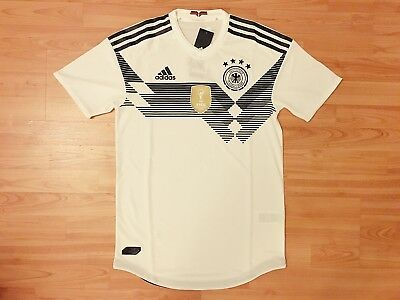 17dc0c532 adidas 2018-19 Germany Authentic Climachill PLAYER ISSUE Home Soccer Jersey  BNWT