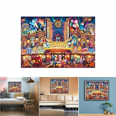 Disney Ballroom Full Drill 5D Diamond Painting Embroidery Cross Stitch Kit  GN