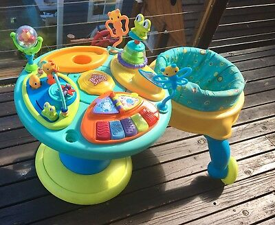 Bright Starts 3-in-1 Around We Go Activity Centre RRP $199