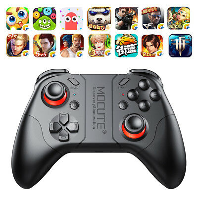 MOCUTE 053 Bluetooth Gamepad Game Controller for Android IOS Smart Phone UK AAR