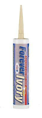 Forever IVORY 10 Year Guarantee Anti-Mould Silicone Sealant High Humidity Area