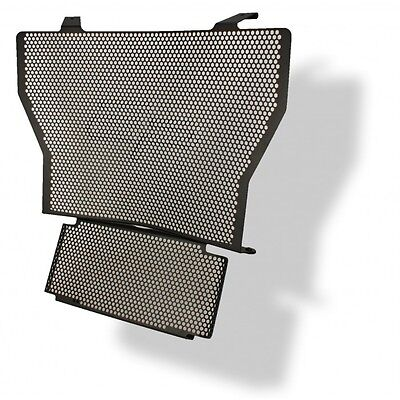 BMW S 1000 XR RADIATOR AND OIL COOLER GUARD SET 2015+  EvoTech Performance.