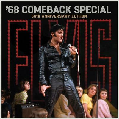 Elvis Presley '68 Comeback Special 50th Anniversary Edition 5 CD & 2 BLU-RAY NEW