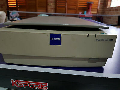 Epson Expression 1680 Scanner