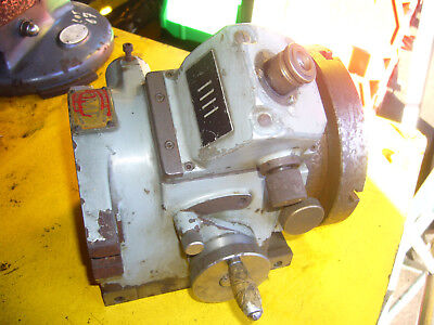 """Vintage 'NEWALL' OMT OPTICAL MEASURING ROTARY TABLE 6"""" Dia           (3735)"""